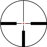 klassik-2-5-10x56-vilagitopontos-szalkereszt-L4